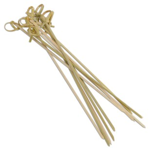 Bambusz pálcák 50db - 10cm