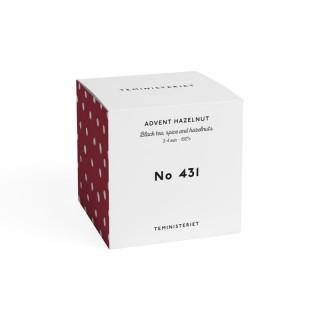 TM-BOX- 431 ADVENT HAZELNUT