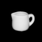 Porcelán tejkiöntő - 0.03 l