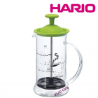 HARIO Coffee & Tea PRESS SLIM S GREEN 240ML