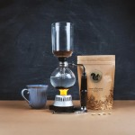 "HARIO COFFEE SYPHON ""TECHNICA"" 5 CUP - TCA5"