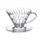 HARIO Coffee Dripper V60 01 Clear