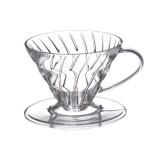 HARIO Coffee Dripper V60 01 Clear