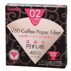 HARIO Misarashi papírfilter - Méret 02 - 40db.