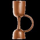 Jigger Coley - 15/25/45/50ML - Rose Gold - Urban Bar