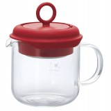HARIO Tea Maker Pull-Up 350ml Red