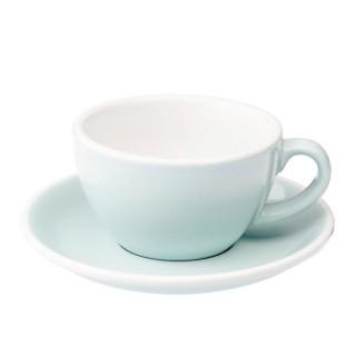 Loveramics Egg - Café Latte 300 ml - Kávéscsésze+Tányér - Világoskék