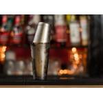 Boston Shaker - Súlyozott - TIN+TIN - Inox