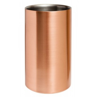 Borhűtő - Stainless Steel Wine Cooler - Copper