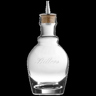 Bitter Üveg - Georgian 220ml + DASH pourer - ÍRÁSSAL