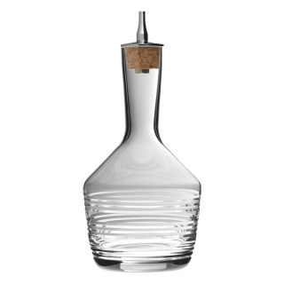 Bitter Üveg - Horizontal Cut 200ml + DASH pourer