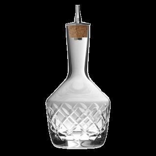 Bitter Üveg - Diamond Cut 200ml + DASH pourer