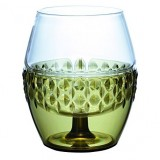 HARIO Hot Drink Glass - Zöld - 260ml