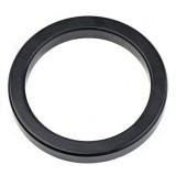 Tömítés - 63x52x6.5 mm - Fekete