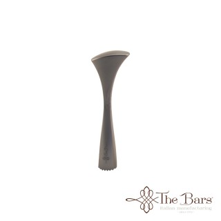 Muddler Ribbed Silver - The Bars