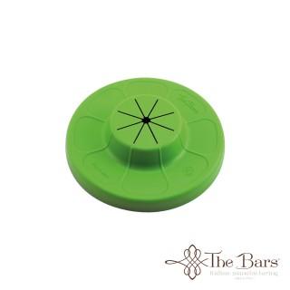 Shaker - keverő kupak - Muddle Cover Green Lime - The Bars