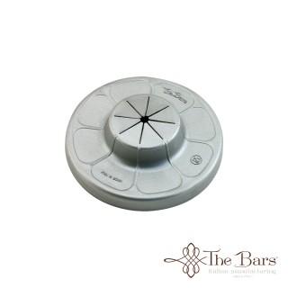 Shaker - keverő kupak - Muddle Cover Silver - The Bars