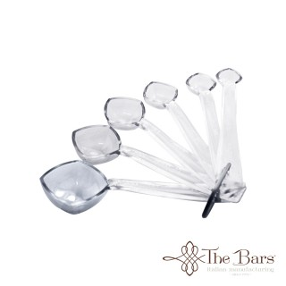 Measuring Spoon 6db - The Bars