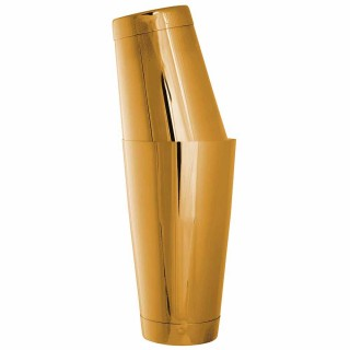Ginza Premium Weighted Cup+Can - Gold - URBAN BAR