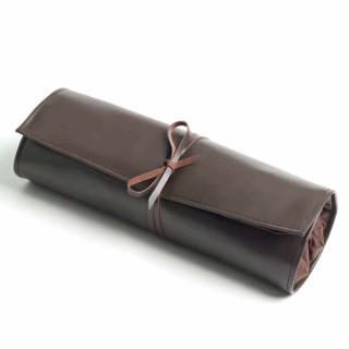 Kézműves báreszköz hordozó - prémium bőrből