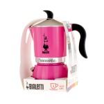 Moka Pot - Bialetti Fiammetta Fluo 3TZ Pink