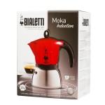 Moka Pot - Bialetti Moka Induction 6TZ - Piros