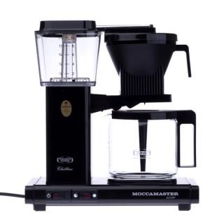 MOCCAMASTER KBG 741 AO - Fekete - Filteres Kávéfőző