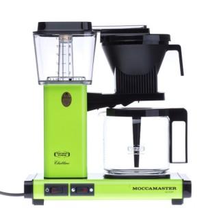 MOCCAMASTER KBG 741 AO - Fű Zöld - Filteres Kávéfőző
