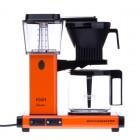 MOCCAMASTER KBG 741 AO - Narancs - Filteres Kávéfőző