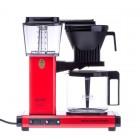 MOCCAMASTER KBG 741 AO - Piros - Filteres Kávéfőző