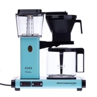 MOCCAMASTER KBG 741 AO - Türkizkék - Filteres Kávéfőző
