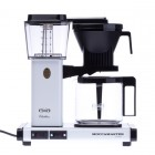 MOCCAMASTER KBG 741 AO - Fehér - Filteres Kávéfőző