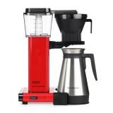 MOCCAMASTER KBGT 741 - Piros - Filteres Kávéfőző
