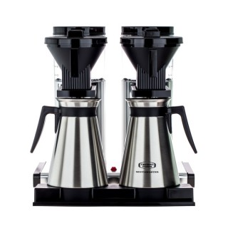 MOCCAMASTER CDGT 20 - DUPLA - Termoszos - Inox - Filteres Kávéfőző