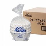 Kalita Wave Papír filterek #185 dripperhez - Fehér - 50 db.
