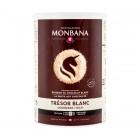 Monbana Tresor White Chocolate - 500g - Forró csoki
