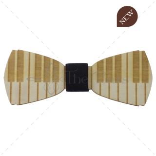 PA03.20 - Fa csokornyakkendő - Zongora
