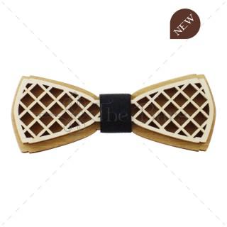 PA01.10 - Fa csokornyakkendő - 3D Rács
