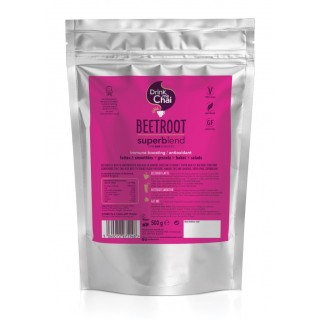 Drink me Chai - Superblend - Beetroot ( Cékla ) 500g