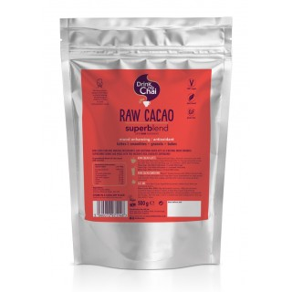 Drink me Chai - Superblend - Raw Cacao ( kakaó ) 500g