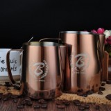 Barista Space - RoseGolden Pitcher 350ml