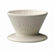 KINTO SLOW COFFEE BREWER 2 CUP WHITE
