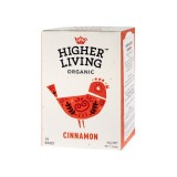 Higher Living Cinnamon - Tea - 15 filter