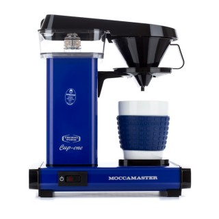 Moccamaster Cup - One Coffee Brewer - Royal Kék - Filteres Kávéfőző