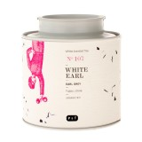 PAPER & TEA - WHITE EARL - TEA LEAVES - 40G TIN