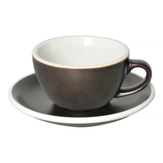 Loveramics Egg - Cappuccino 200 ml - Kávéscsésze+Tányér - Gunpowder