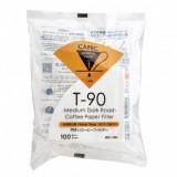 CAFEC Paper Filter Roast Coffee medium-dark 1-cup 100pcs wht MC1-100W