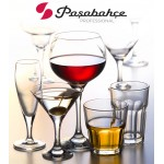 Paşabahçe márkájú poharak