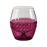HARIO Hot Drink Glass - Piros - 260ml