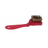 Maintenance Brush - Red handle